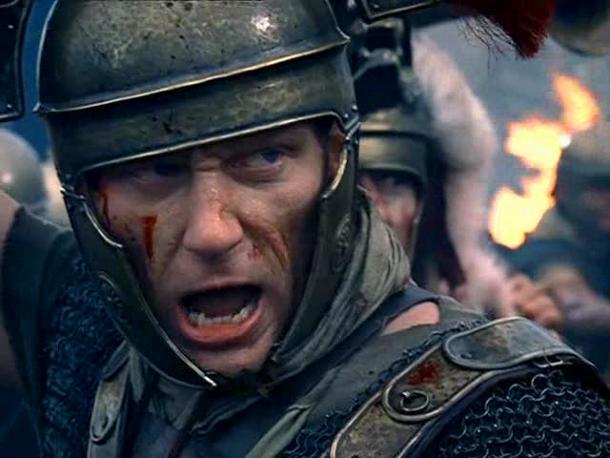 """WIP Critique - Centurion Lucius Vorenus, """"-Rome""""- mini series ..."""